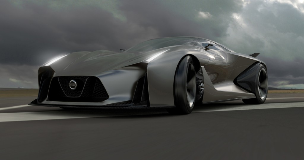 Nissan and PlayStation reveal future vision