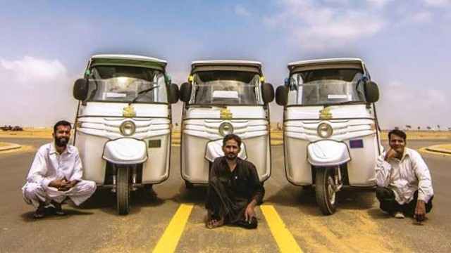 The Rickshaw Project: Using Wheels To Garner Change