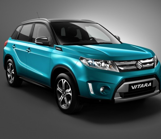 1. 2015 Suzuki Vitara Photo
