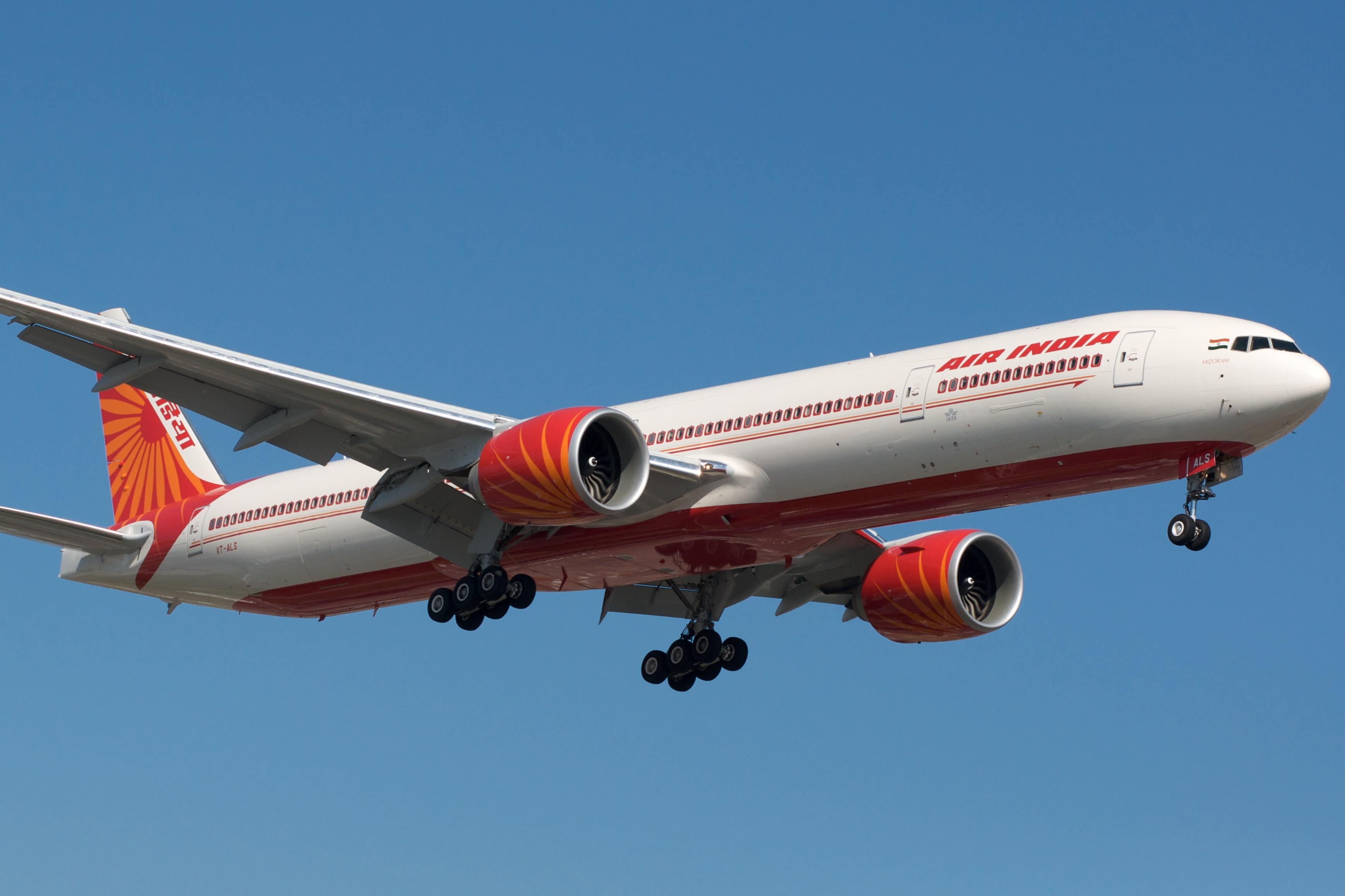 Air India 777-300ER VT-ALS