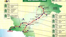 Motorway plan