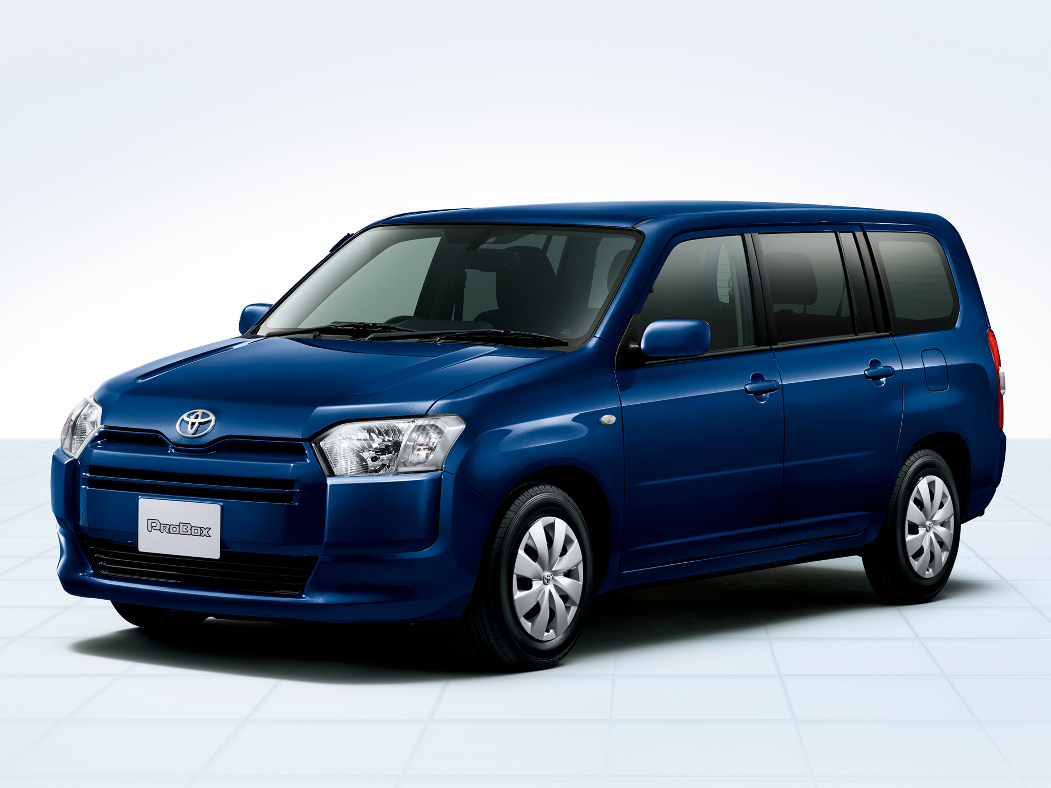 2014 Toyota Probox and Succeed launched in Japan ...
