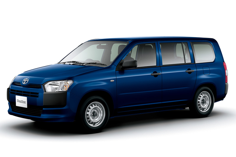 2014 Toyota Probox And Succeed Launched In Japan