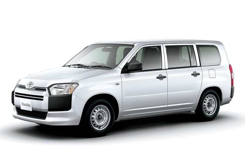 2014 Toyota Probox and Succeed launched in Japan - PakWheels Blog