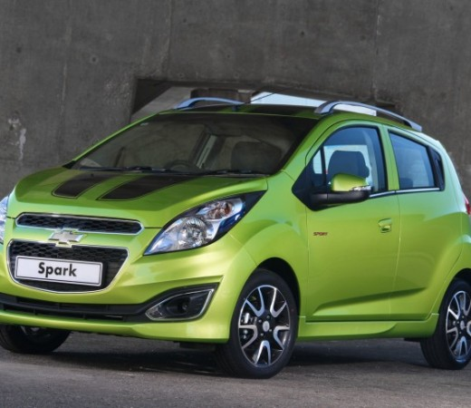 2014-Chevrolet-Spark-petrol-automatic