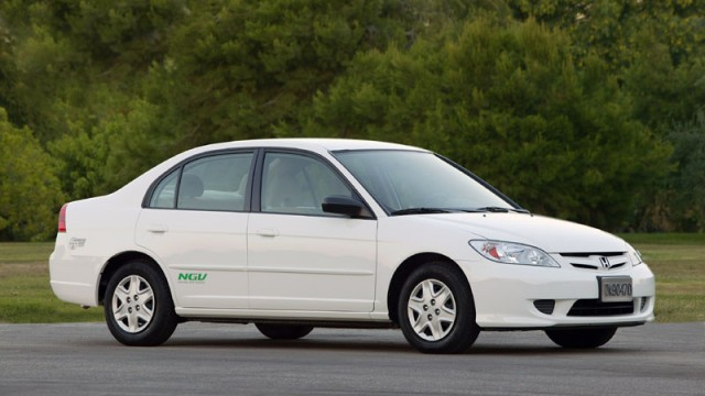 2005 Honda Civic GX Sedan