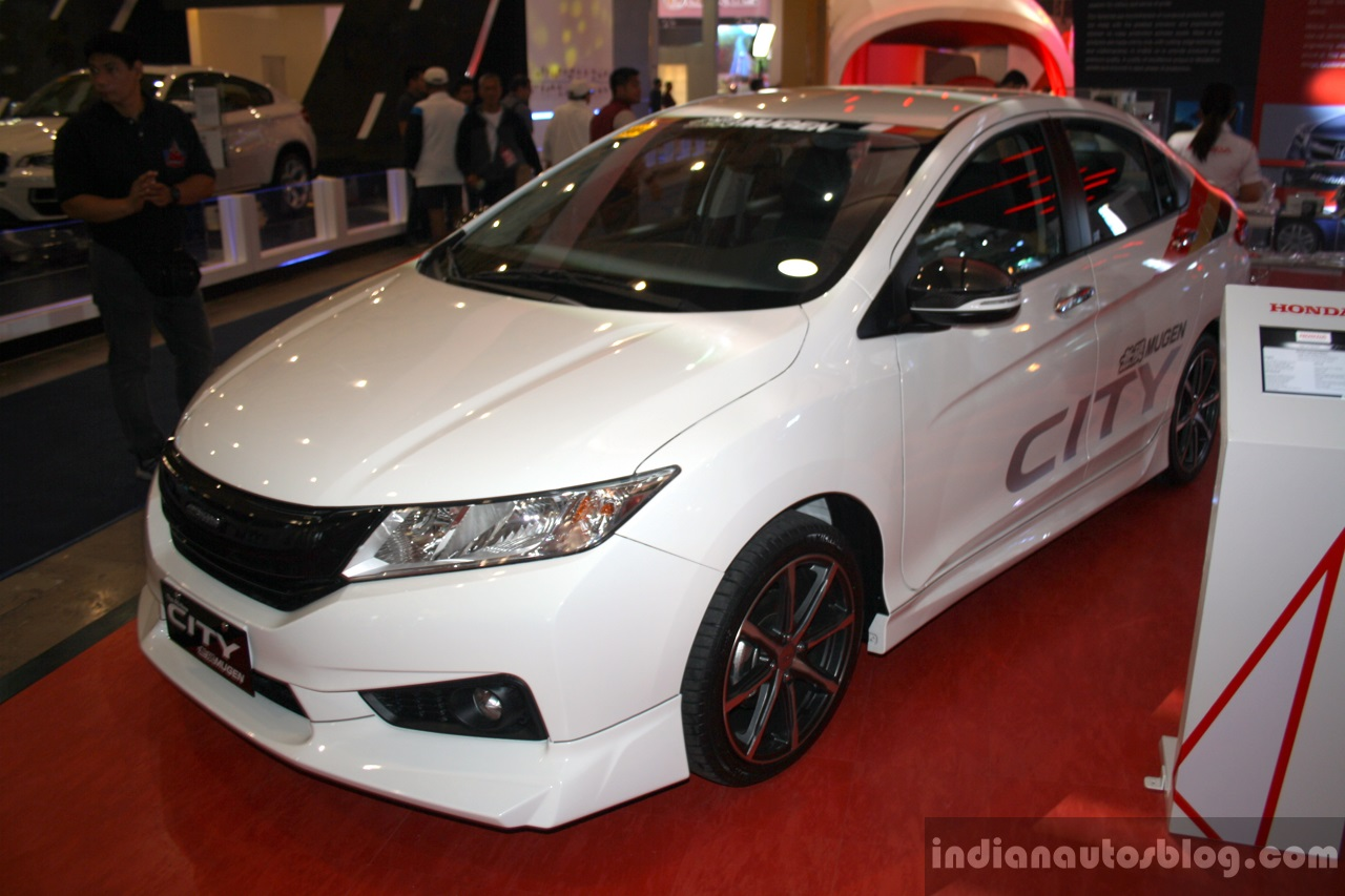 Honda City Gets The Mugen Treatment Pakwheels Blog