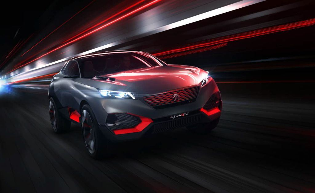 Peugeot 4