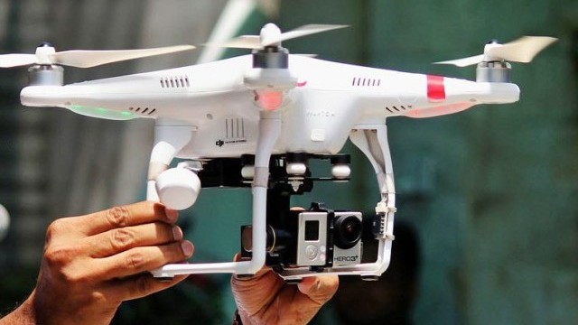 Drone Camera Usage By Tv Channels Is Illegal Pemra