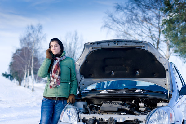 Car Problem Winter