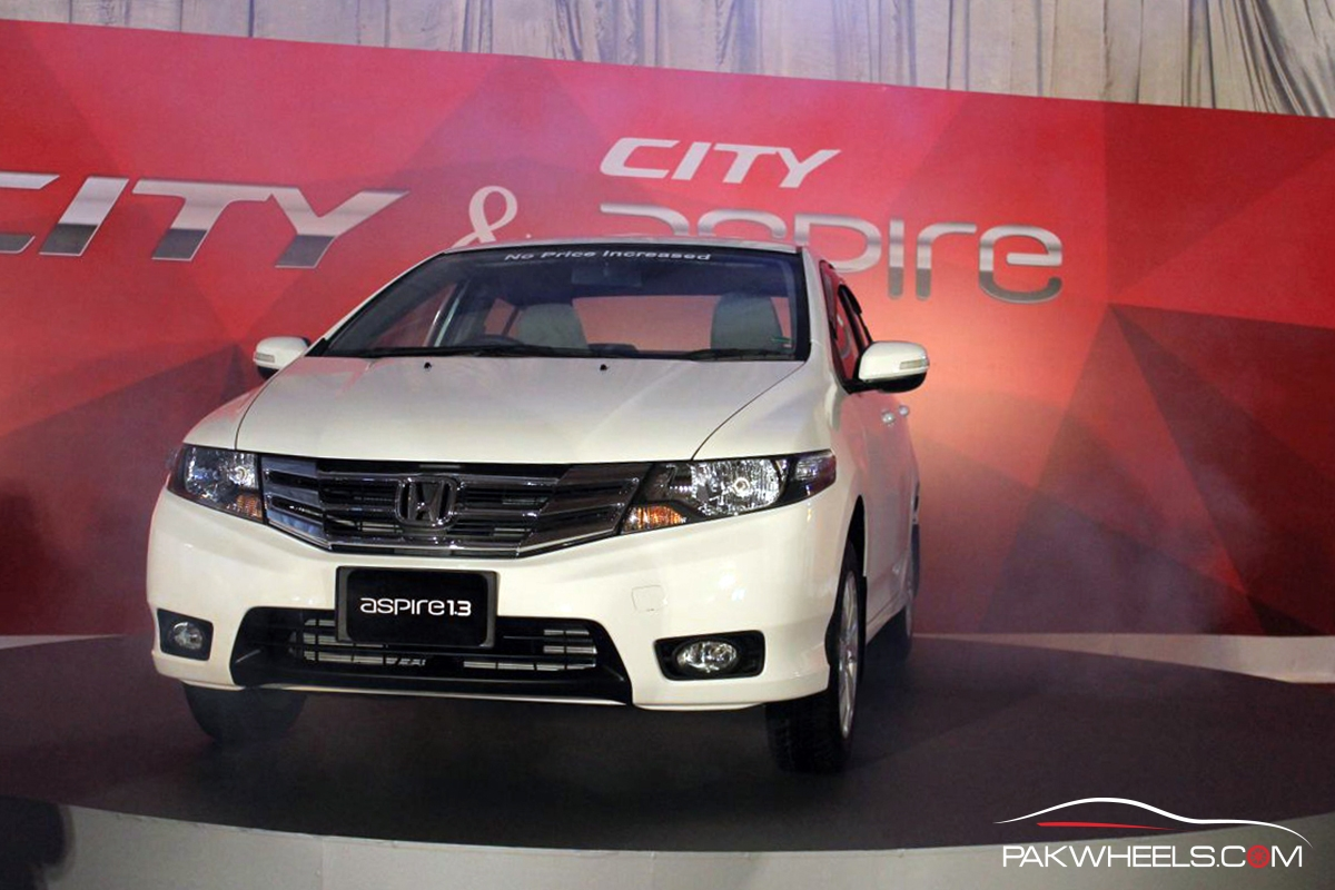Honda City Aspire 1.3 (1)