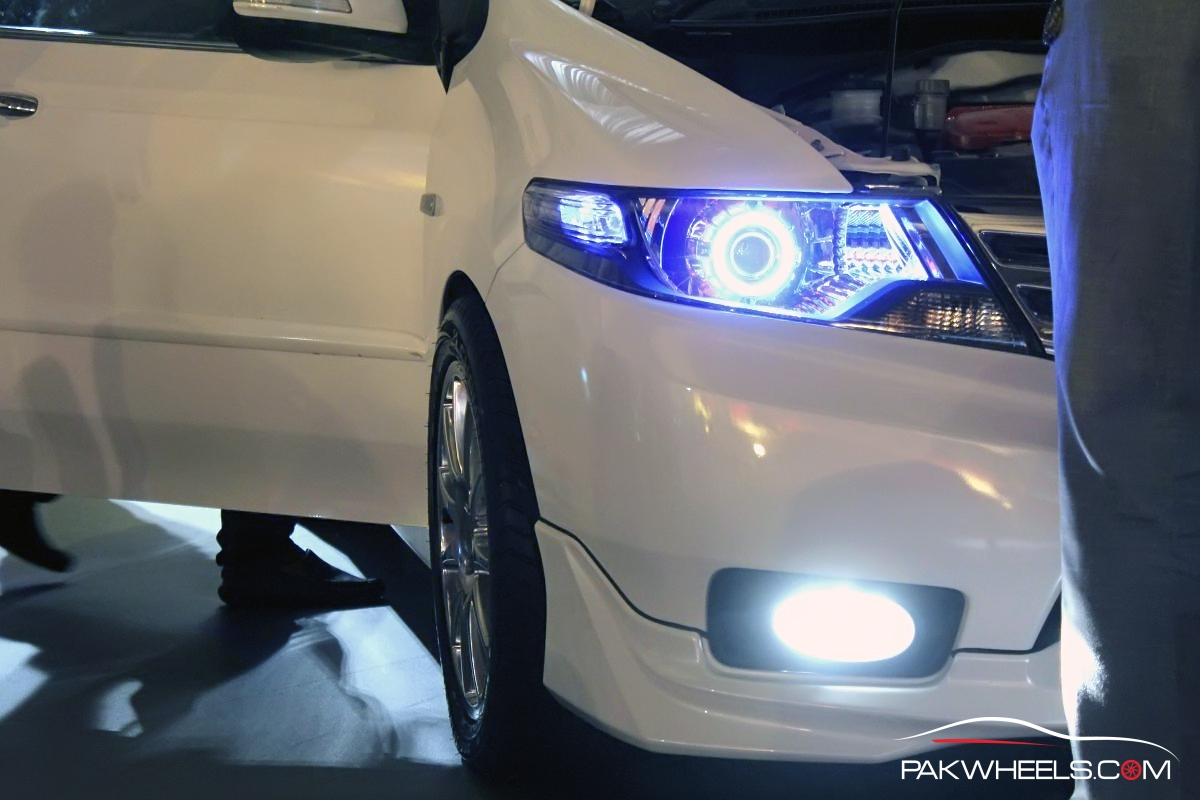 A Possible New Trim In The Works For Honda City Pakwheels Blog
