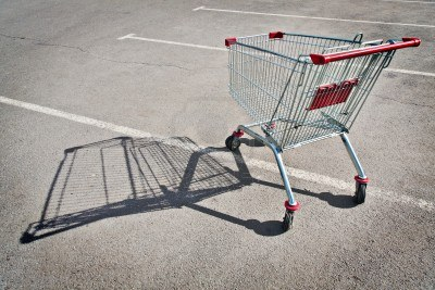 Lonely Shopping Cart