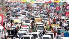 PTI Cars Traffic