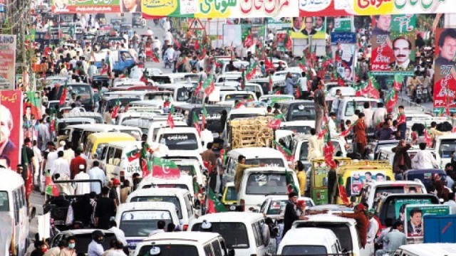 PTI Cars Traffic