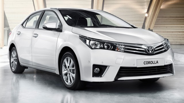 Corolla - One of the Top selling cars of Toyota in the Middle East.