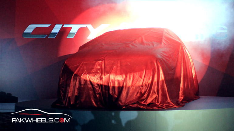 2014 Honda City officially launched - PakWheels Blog