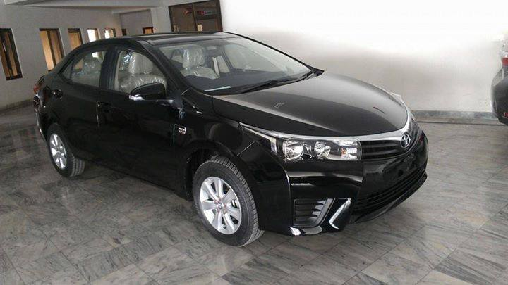 Toyota Corolla Altis 1.6 confirmed price, availability and ...