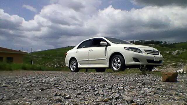 Corolla Bad Road