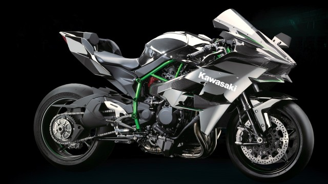 Kawasaki H2r The Most Powerful Bike Pakwheels Blog