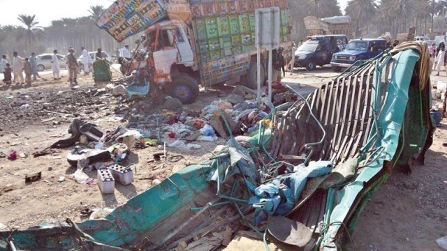 Khairpur Accident