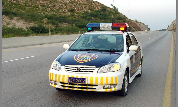 Motorway-Police