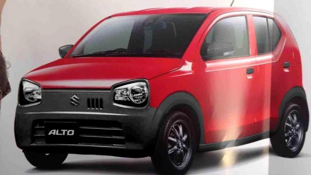 New-Suzuki-Alto-JDM-front-quarter