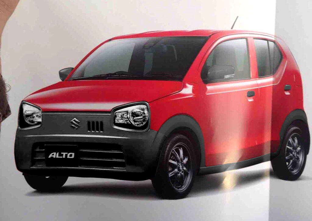 new japanese suzuki alto first pictures leaked pakwheels blog. Black Bedroom Furniture Sets. Home Design Ideas