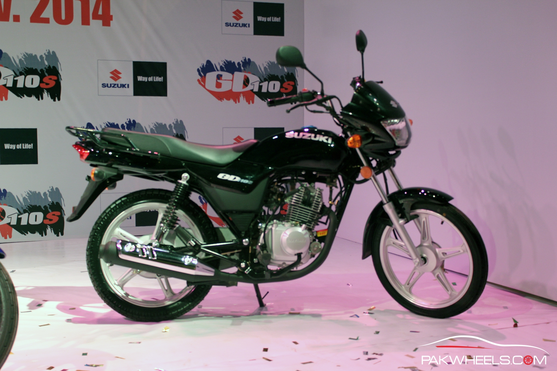 Permalink to Suzuki Bike New Model 2014