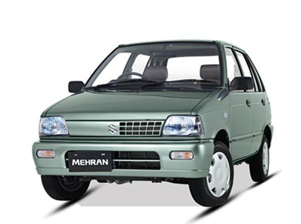 Suzuki Mehran 2014