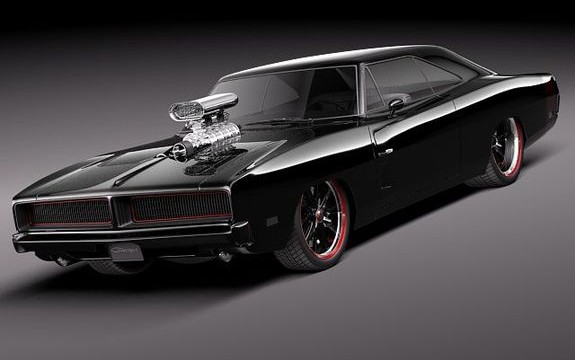 dodge_charger_1969_custom_1