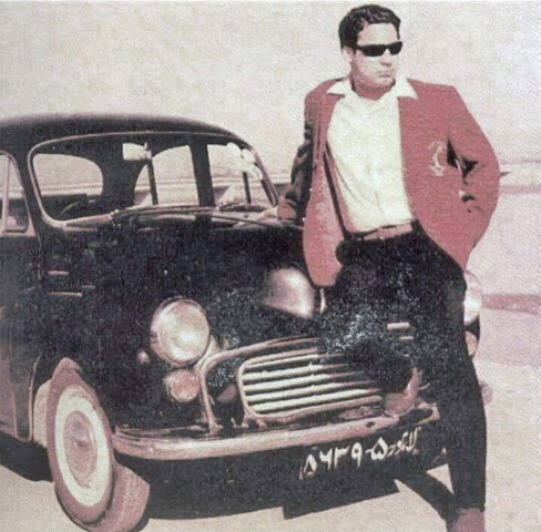 nawaz sharif love cars