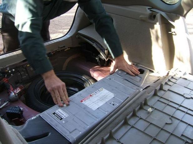 prius battery
