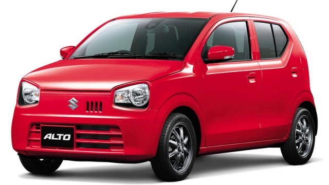 Japanese Suzuki Alto pictures revealed officially - PakWheels Blog