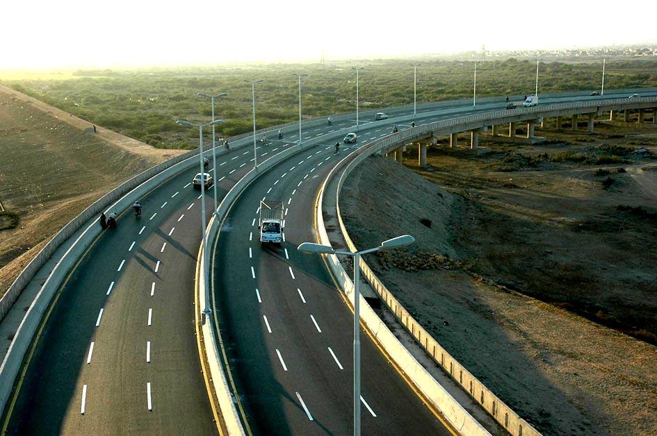 Lahore Karachi Motorway Pakistan
