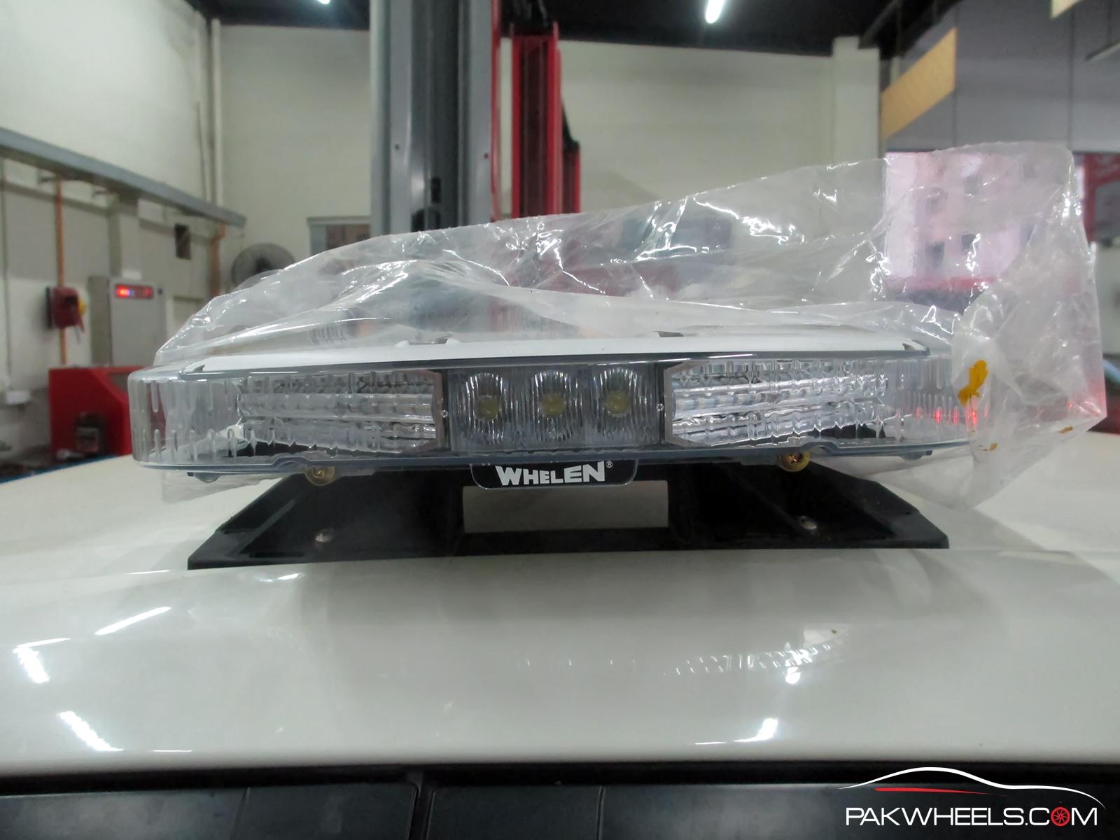 Motorway Police Light  (2)