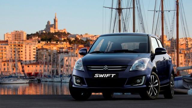 Suzuki-Swift-Posh-Edition-front-quarter