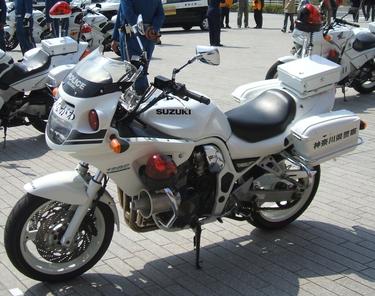 Dolphin Police Expected To Receive 1250cc Bikes This Month