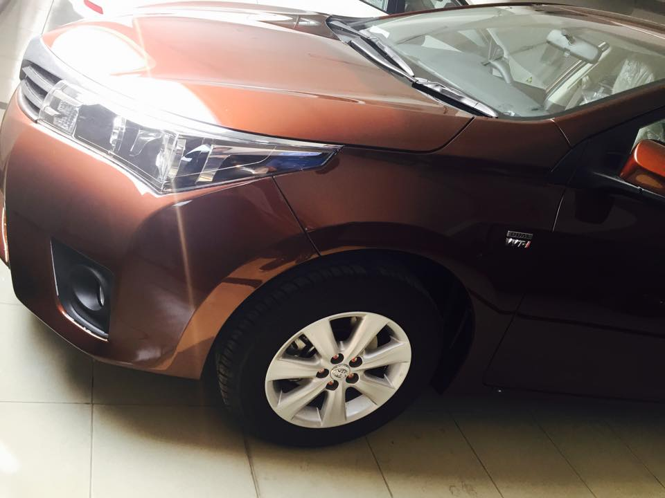Toyota Corolla 2014 Brown Metallic  (3)