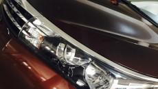 Toyota Corolla 2014 Brown Metallic  (5)