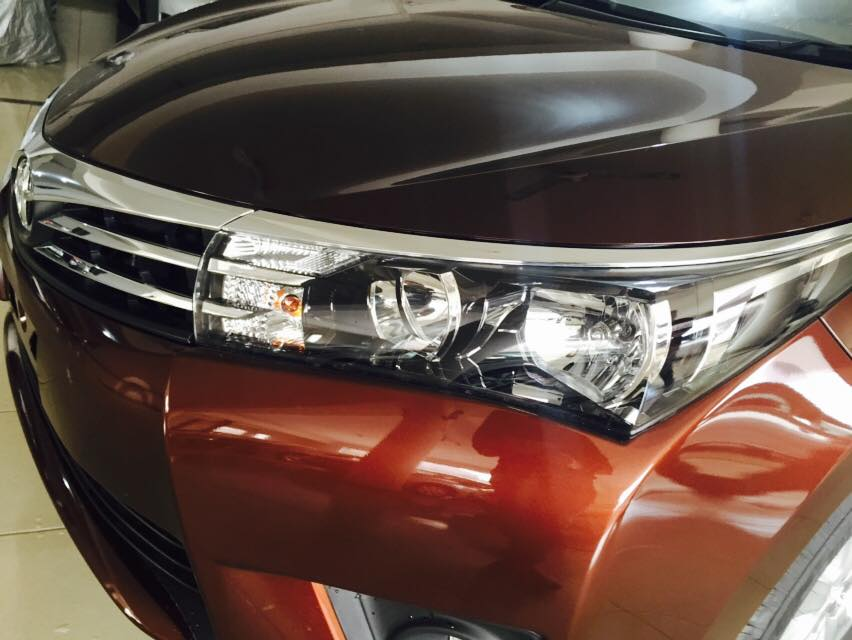 Toyota Corolla 2014 Brown Metallic  (8)