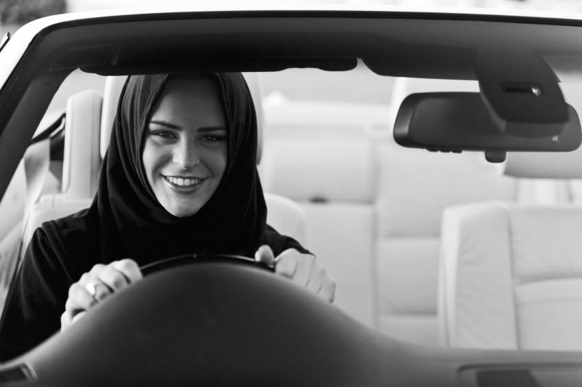 Women Driving Pakistan