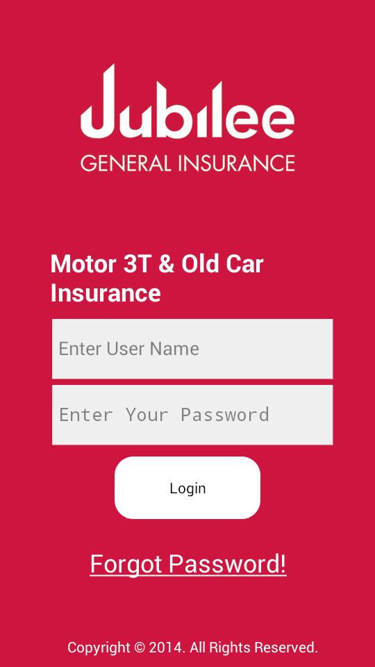 Jubilee Insurance App 1