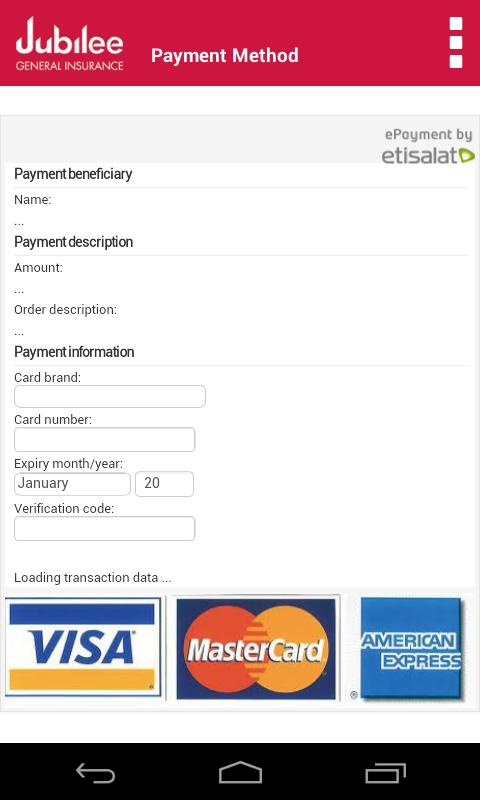 Jubilee Insurance App 6