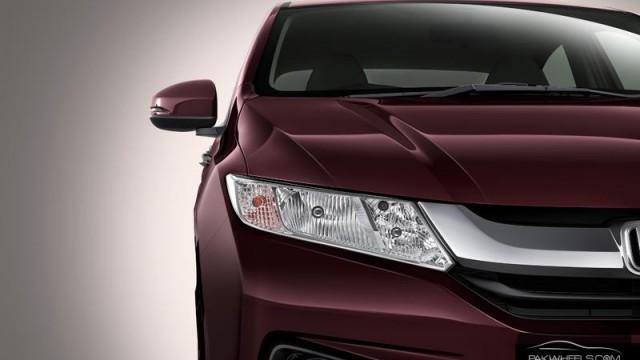 New Honda City 2015 Launch In Pakistan | Autos Post