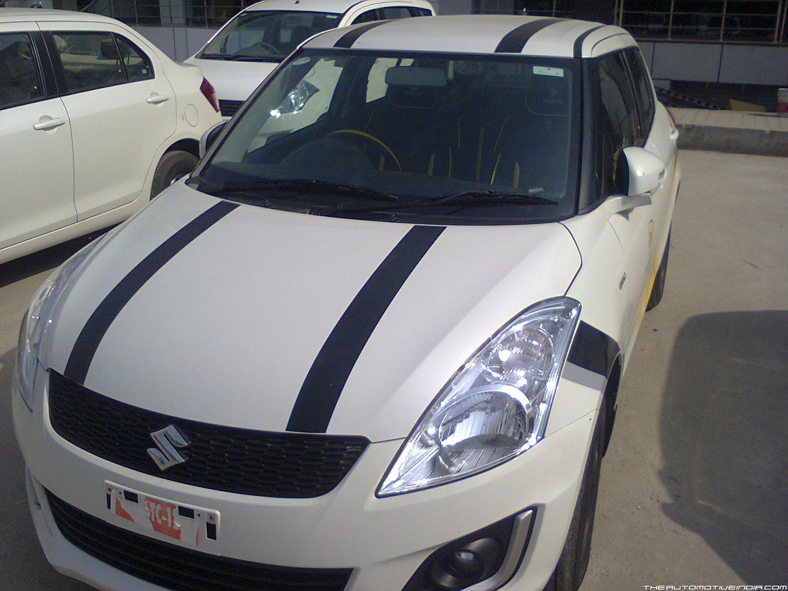 Modified Suzuki Swift  (2)