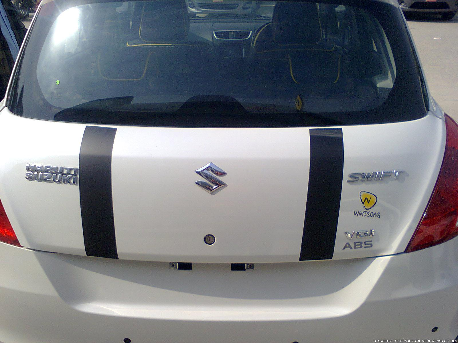 Modified Suzuki Swift  (4)