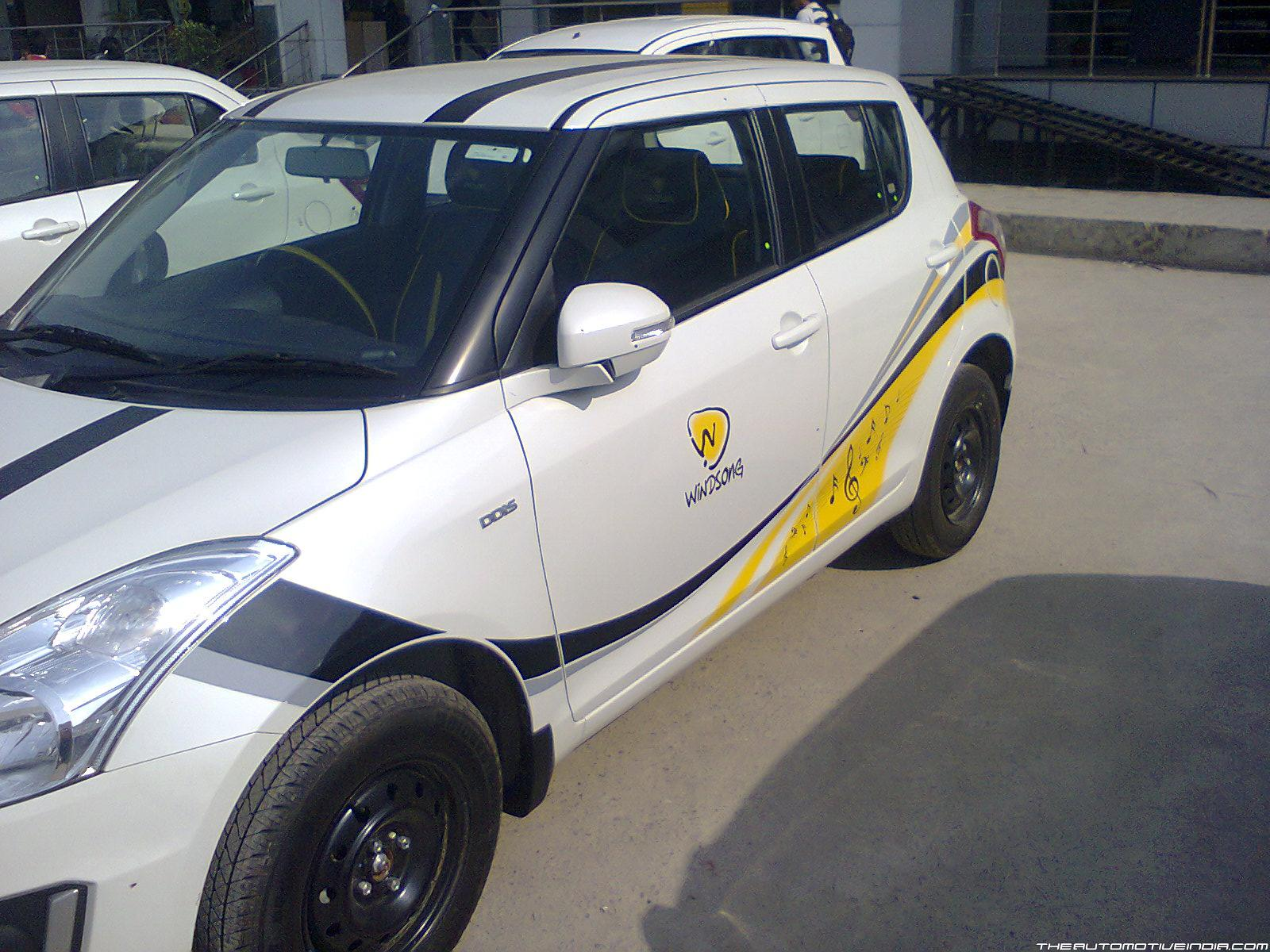 Modified Suzuki Swift  (6)