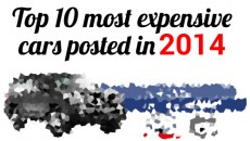 Top 10 Most Expensive Cars 2014
