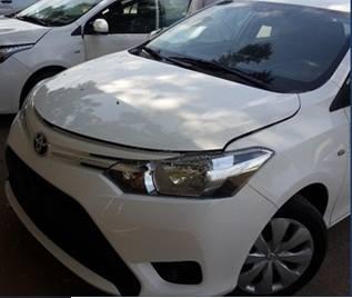 Toyota Yaris Toyota Vios in Pakistan (1)